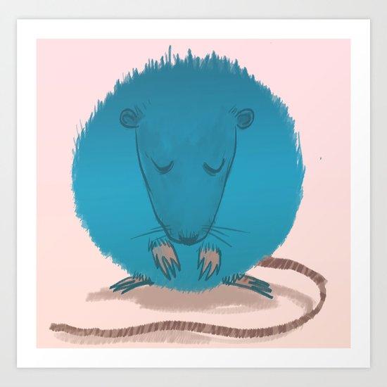 mouseusus Art Print