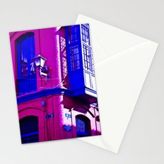 THE BALCONY WINDOW AND LIGHT Stationery Cards