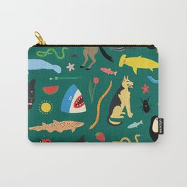 Lawn Party Carry-All Pouch