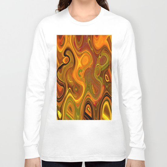 Wild Turbulence Long Sleeve T-shirt