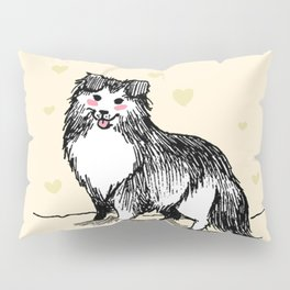 A Very Good Boy (Cream) Pillow Sham