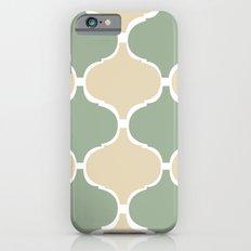 MARRAKECH Sand Green iPhone 6s Slim Case