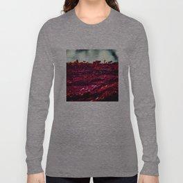 Red Wall Long Sleeve T-shirt