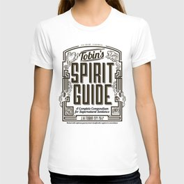 The Ghostbusters Greatest Resource: Tobin's Spirit Guide. T-shirt