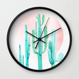 Three Amigos by Nature Magick Wall Clock