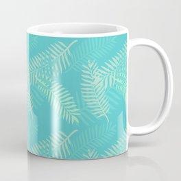 Tropik Blue Coffee Mug