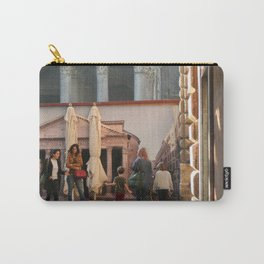 Pantheon of Rome Locals's View Carry-All Pouch