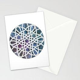 Galaxy Cutout Stationery Cards