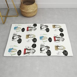 New York Women Rug