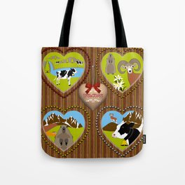 Welcome to the Mountains! (2) Tote Bag