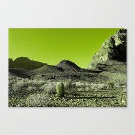 GrandCactus Canvas Print