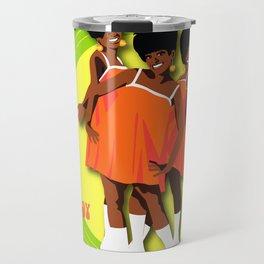 The Marvelettes Subway Soul Travel Mug