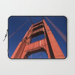 Golden Gate South Tower Laptop Sleeve