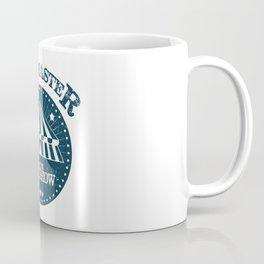 Ringmaster of the shitshow Coffee Mug
