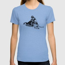 Unbounding, from an Urban Sketching Point of View T-shirt