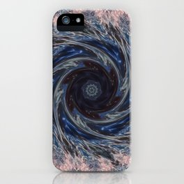 iDeal - Waves of Sand iPhone Case