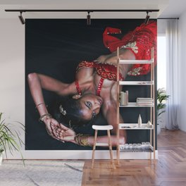 DARK BEAUTY Wall Mural