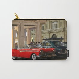 Cars in Havana Carry-All Pouch