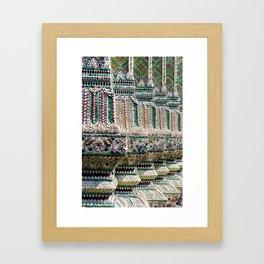 The Grand Palace, Bangkok Framed Art Print