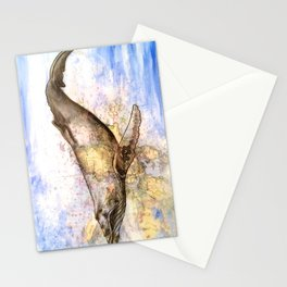 Gloucester Humpback Whale Stationery Cards