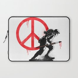 Art is a weapon! Laptop Sleeve