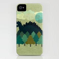 BLUE DINO iPhone (4, 4s) Slim Case