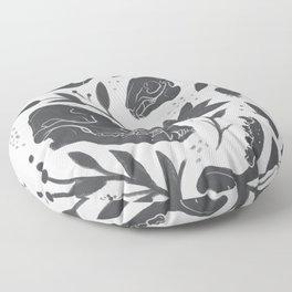 Forest Floor Floor Pillow