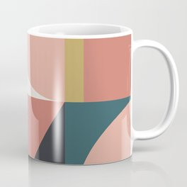 Maximalist Geometric 02 Coffee Mug