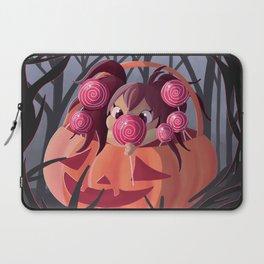 Halloween Candy Laptop Sleeve