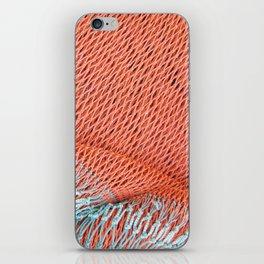 Fishing nets iPhone Skin