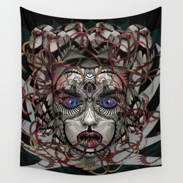Google Medusa Wall Tapestry