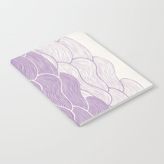 The Lavender Seas Notebook