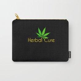Herba Cure - Marijuana Carry-All Pouch