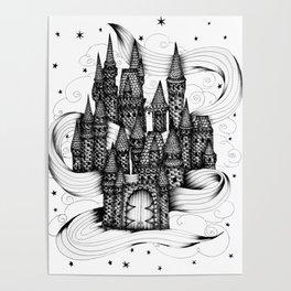 Super Magic Dream Castle Poster