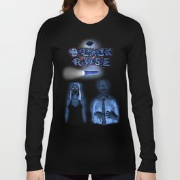 """Black Rose"" Game Title Long Sleeve T-shirt"