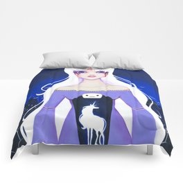 The Last Unicorn Comforters