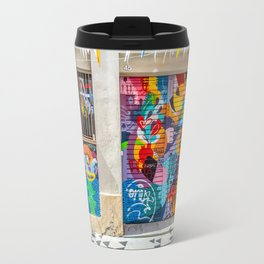 Color Splash Travel Mug