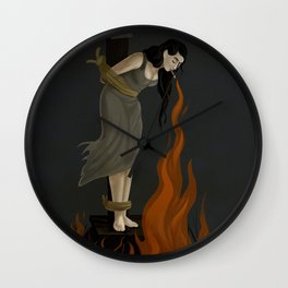 Stay cool, no matter what. Wall Clock