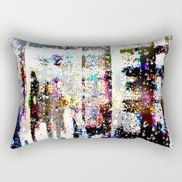 Rain Drops Magic #1 Rectangular Pillow
