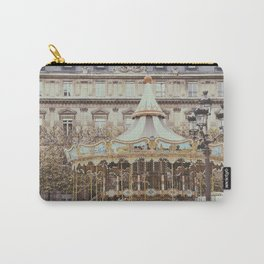 Parisian Carry-All Pouch
