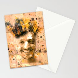 autumn in me Stationery Cards