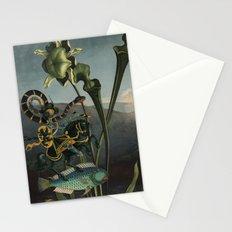 Parasitical Battle Stationery Cards