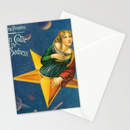smashing mellon collie 2020 Stationery Cards