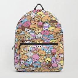 Kawaii Junk Food Munchies Backpack