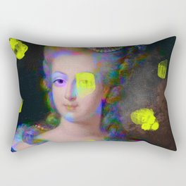 Iridescent Queen Rectangular Pillow