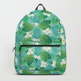 Tropical Island Backpack
