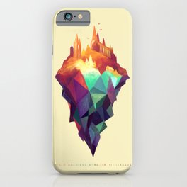 Magicae Lumos iPhone Case