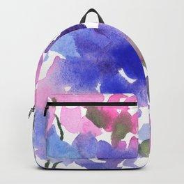 Beautiful Blues Backpack
