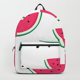 Fresh watermelon pattern. Backpack