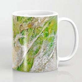 Ocean Grass Coffee Mug